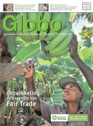 Ontwikkeling, de essentie van Fair Trade - Oxfam-Solidariteit