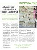 Ontwikkeling, de essentie van Fair Trade - Oxfam-Solidariteit - Page 4