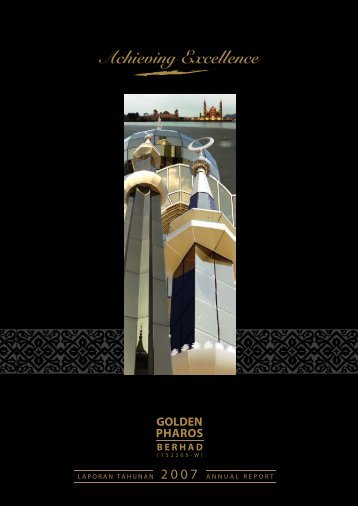 (cont'd) Penyata Tadbir Urus Korporat - Golden Pharos Berhad