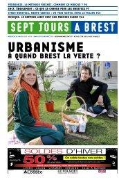 7 Jours Brest - Sept jours à Brest