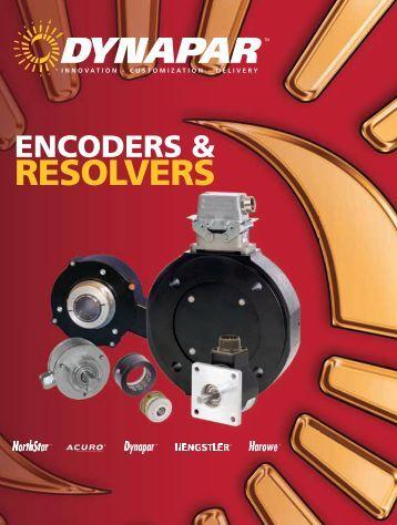 Heavy Duty Encoder - Hengstler Encoders