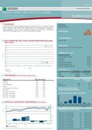 parvest bond euro inflation-linked - BNP Paribas Investment Partners