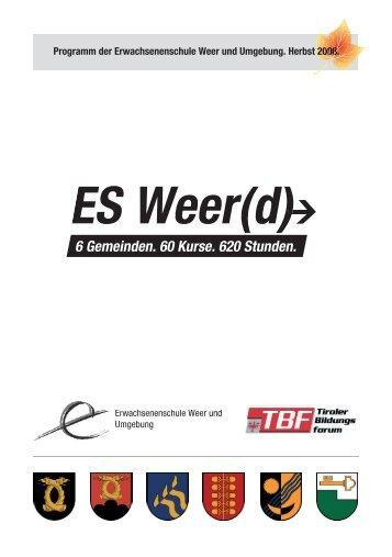 ES Weer(d) ES Weer(d) - Tibs.at