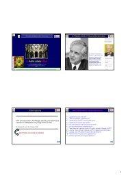 informazione - Sezione di Microbiologia