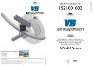 NISSAN Navara - Topdrivesystem.it