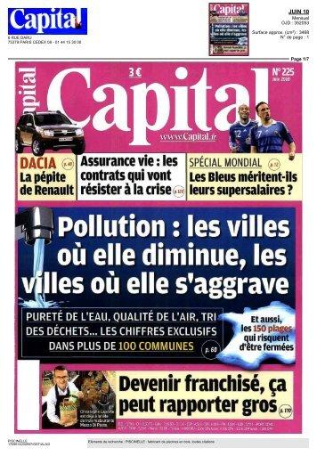Capital - Piscinelle