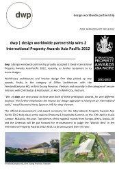 International Property Awards - dwp