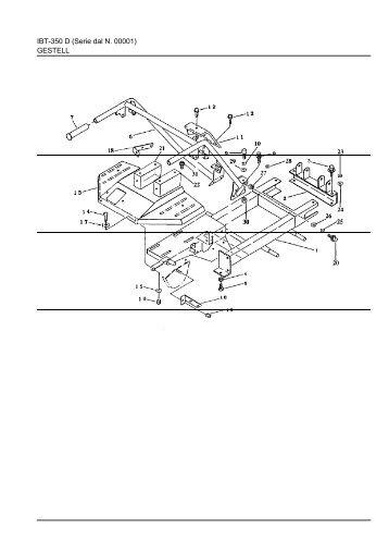 IBT-350 D (Serie dal N. 00001) - ratioparts