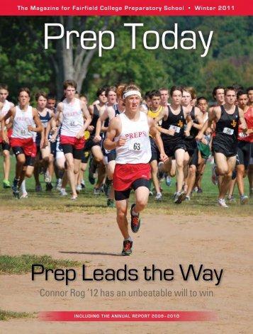 Prep Leads the Way - Fairfield College Preparatory School