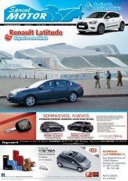 Renault Latitude - Sprint Motor