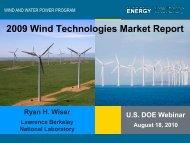 Presentation - Wind Powering America