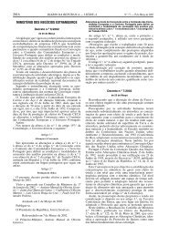 Protocolo de Quioto - Diário da República Electrónico