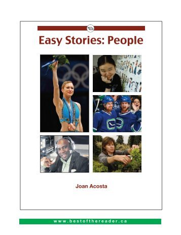 Easy Stories: People - Best of The Reader