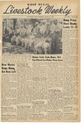 August 17, 1950 - Livestock Weekly!