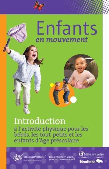 Enfants en mouvement