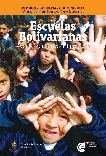 Escuelas Bolivarianas - Portal Educativo