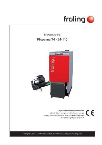 Flispanna T4 - 24-110