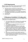SE Satellite Modem User Guide - v.1.0 - StarBand Installation - Page 5
