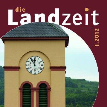 """Ich verstehe die Kirche als """"Lehrmeisterin des Lebens"""". - Landpastoral"""