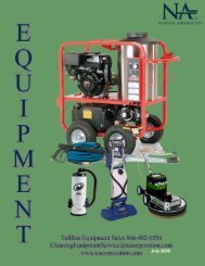 Equipment - Welcome to North American
