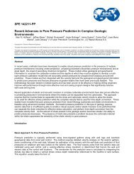 SPE 142211-PP Recent Advances in Pore ... - Sigmacubed.com