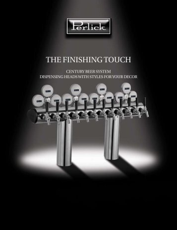The Finishing Touch - Lenox-Martell Inc