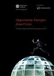 Global Corporate Real Estate Survey 2011 - Jones Lang LaSalle