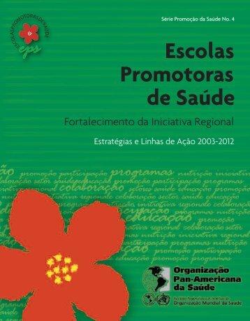 Escolas Promotoras de Saúde - BVSDE - PAHO/WHO