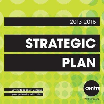 CITS-Strategic-Plan-2013-2016
