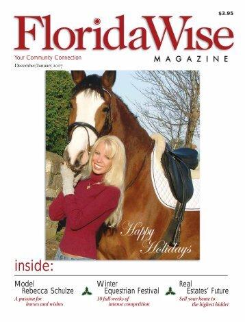 December 2006/January 2007 - Florida Wise