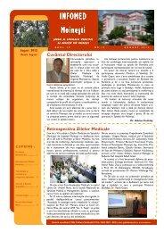 Jurnal Nr. 15 August 2012 - Spital Moinesti
