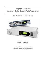 Manual (english) - Broadcast Bionics