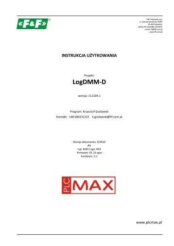 LogDMM-D - F&F