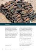 Unexploded ordnance and post-conflict ... - Landmine Action - Page 6