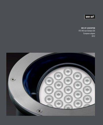 ETC140 met Gimbal HIT en LED - Axioma