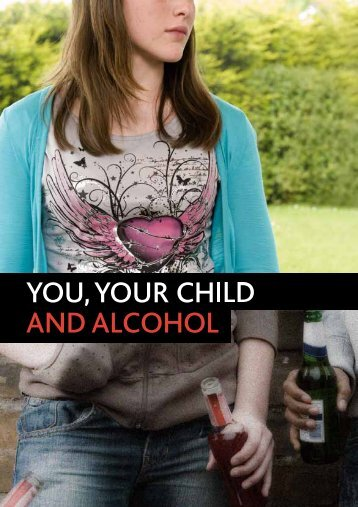 You your child and alcohol booklet - Police Service of Northern Ireland