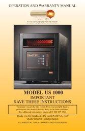 MODEL US 1000