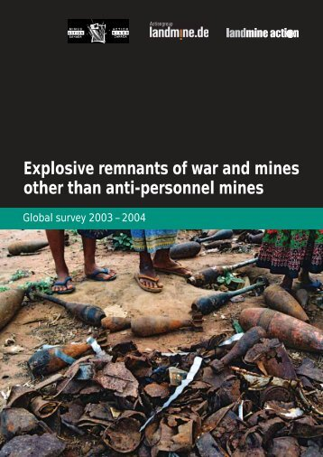 Country & Territory Reports - Landmine Action