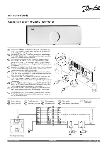installation guide connection box fh wc 230v danfosscom?quality\=85 danfoss ame25 wiring diagram wiring diagrams danfoss fh-wc wiring diagram at eliteediting.co