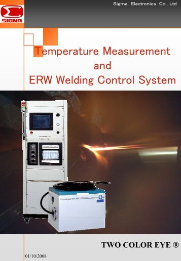 Temperature Measurement and Weld Control in ERW Tube Mill
