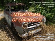 Pitting Corrosion - Metropolitan Water Reclamation District of ...