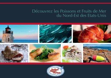Découvrez les Poissons et Fruits de Mer du Nord-Est des Etats-Unis