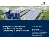 Battery Factories - zuliefertag.de