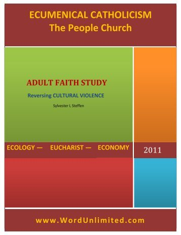 Ecumenical Christianity, THE PEOPLE CHURCH