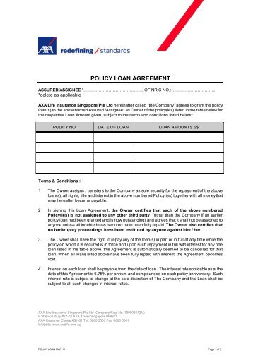 Equipment Loan Agreement Form  Ntgpe