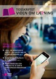 TEMA: LæsE- og skrivETEknoLogi - Viden om Læsning