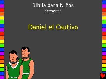 Daniel el Cautiv - Bible for Children