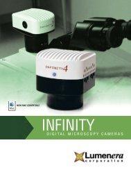 DIGITAL MICROSCOPY CAMERAS - GT Vision