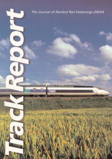 2003-2004 - Pandrol USA