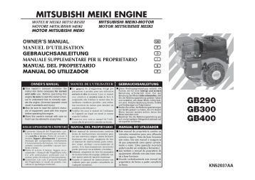 caterpillar excavator e120b 7nf1 up engine only mitsubishi operators manual